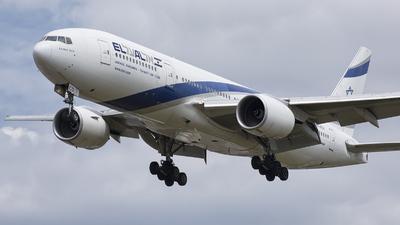 4X-ECD - Boeing 777-258(ER) - El Al Israel Airlines
