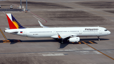 RP-C9903 - Airbus A321-231 - Philippine Airlines