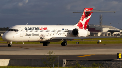 VH-YQW - Boeing 717-2BL - QantasLink (National Jet Systems)