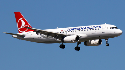 A picture of TCJPH - Airbus A320232 - Turkish Airlines - © Ceyhun Özbesler