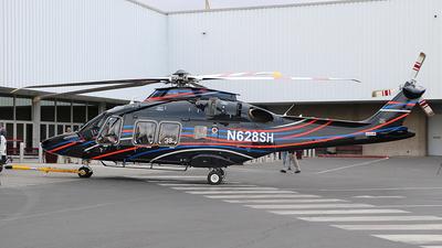 N628SH - Agusta-Westland AW-169 - Agusta-Westland