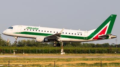 EI-RDE - Embraer 170-200STD - Alitalia CityLiner