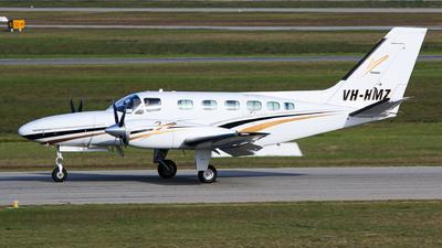 A picture of VHHMZ - Cessna 441 Conquest - [4410017] - © HillsJayden