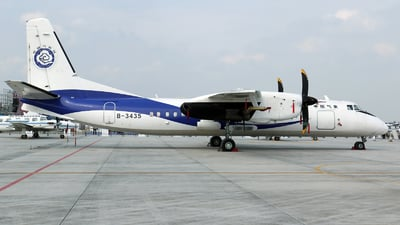 B-3435 - Xian MA-60 - Civil Aviation Administration of China (CAAC)