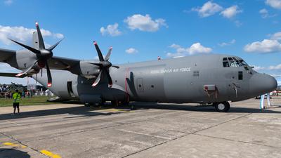 B-536 - Lockheed Martin C-130J-30 Hercules - Denmark - Air Force