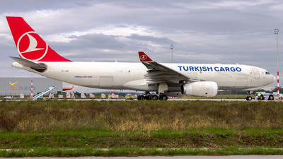 A picture of TCJDP - Airbus A330243F - Turkish Airlines - © Peter Tolnai