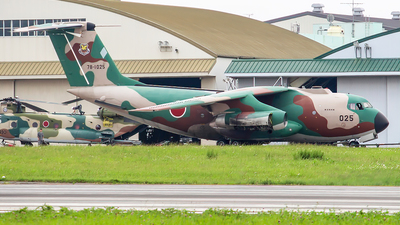 78-1025 - Kawasaki C-1 - Japan - Air Self Defence Force (JASDF)