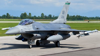 89-2016 - General Dynamics F-16CM Fighting Falcon - United States - US Air Force (USAF)