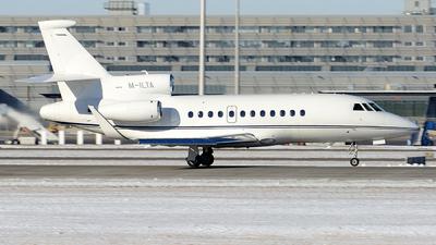 M-ILTA - Dassault Falcon 900LX - Private
