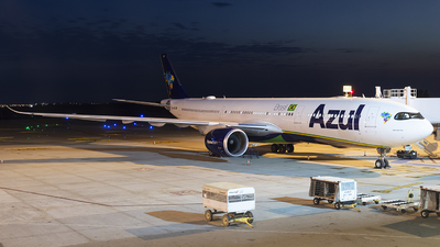 A picture of PRANY - Airbus A330941 - Azul Linhas Aereas - © Lucas Sérgio