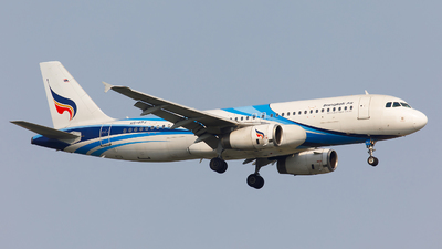 HS-PPJ - Airbus A320-232 - Bangkok Airways