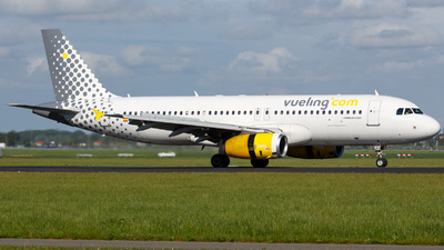 EC-LRY - Airbus A320-232 - Vueling Airlines