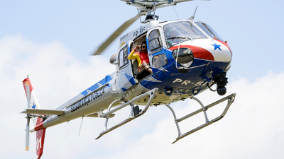 PR-SIS - Eurocopter AS 350B2 Ecureuil - Brazil - Government of Para State
