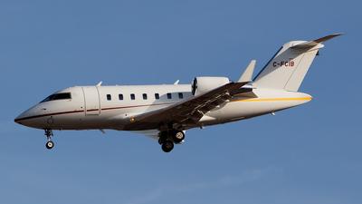 C-FCIB - Bombardier CL-600-2B16 Challenger 604 - Execaire