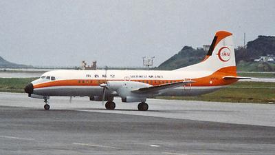 JA8794 - NAMC YS-11A-200 - Southwest Air Lines