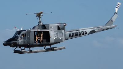 ARC-212 - Bell 212 - Colombia - Navy