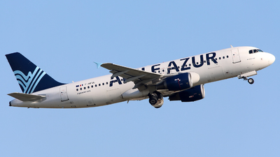A picture of FHFUL - Airbus A320214 - [2180] - © X Pan