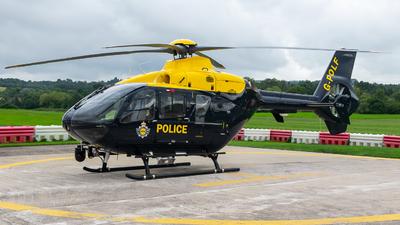 G-POLF - Eurocopter EC 135T2+ - United Kingdom - Police
