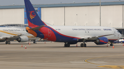 B-1156 - Boeing 737-446(SF) - Longhao Airlines