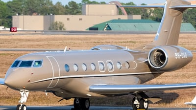 9H-OKO - Gulfstream G650 - Private