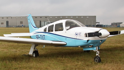 SP-TUT - Piper PA-28R-201 Arrow III - OKL - Aviation Training Centre of Rzeszow Technical University