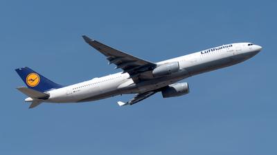 D-AIKL - Airbus A330-343 - Lufthansa