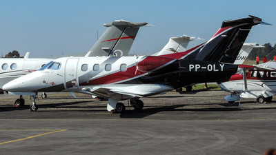 PP-OLY - Embraer 500 Phenom 100 - Private