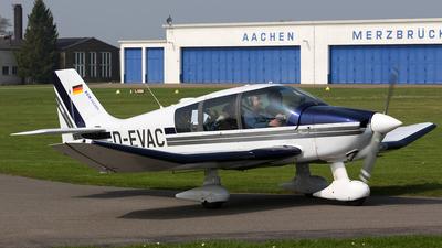 D-EVAC - Robin DR400/180 Régent - Private
