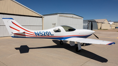 A picture of N520L - Amateur Lancair Legacy 2000 - [L2K140] - © Stephen J Stein