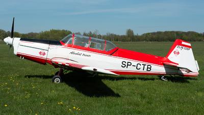 SP-CTB - Zlin 526F - Aero Club - Ziemi Mazowieckiej