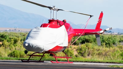 A picture of N5739V - Bell 206B - [3025] - © Michael Rodeback