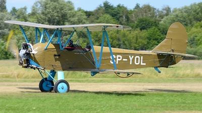 SP-YOL - Polikarpov PO-2 - Private