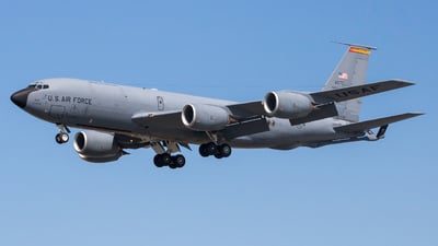 63-8033 - Boeing KC-135R Stratotanker - United States - US Air Force (USAF)