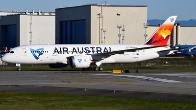 N1015X - Boeing 787-8 Dreamliner - Air Austral