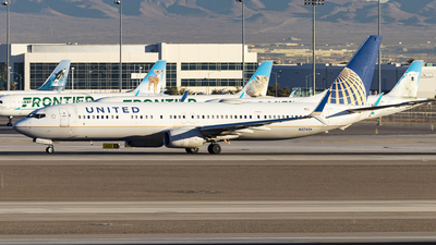 A picture of N37456 - Boeing 737924(ER) - United Airlines - © David Lee