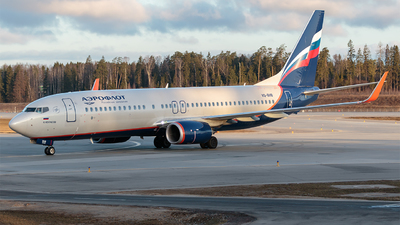 VQ-BHB - Boeing 737-8LJ - Aeroflot