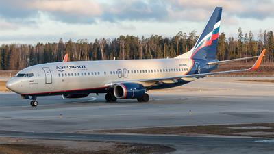 A picture of VQBHB - Boeing 7378LJ - Aeroflot - © Konstantin Tupichkin
