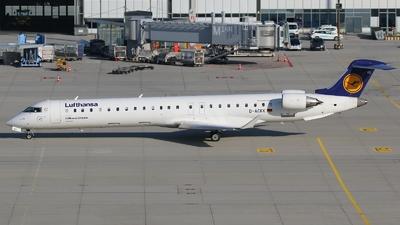 D-ACKK - Bombardier CRJ-900ER - Lufthansa CityLine