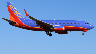 N276WN - Boeing 737-7H4 - Southwest Airlines