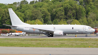 N536DS - Boeing P-8I Neptune - India - Air Force