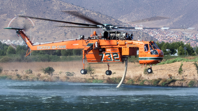 N171AC - Sikorsky S-64F Skycrane - Erickson Air-Crane