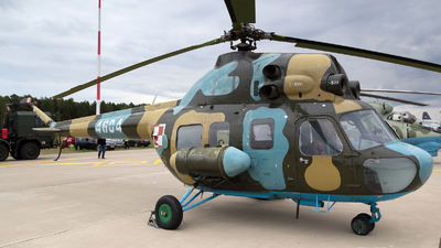4604 - PZL-Swidnik Mi-2 Hoplite - Poland - Air Force