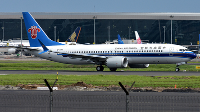 B-1176 - Boeing 737-8 MAX - China Southern Airlines