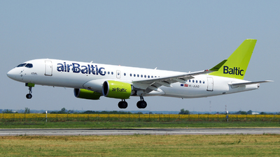 YL-AAO - Airbus A220-300 - Air Baltic