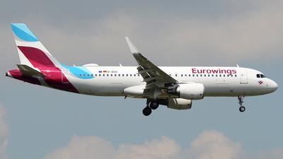 A picture of DAIZU - Airbus A320214 - Eurowings - © Bjoern Huke