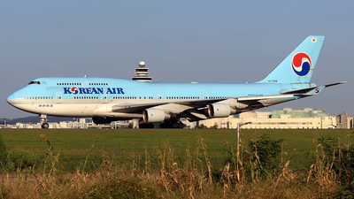 HL7498 - Boeing 747-4B5 - Korean Air