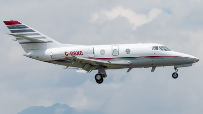 A picture of CGSXC - Dassault Falcon 10 - Air Nunavut - © Alonso Cisneros