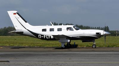 D-FLYW - Piper PA-46-500TP Malibu Meridian - Inflight Charter