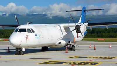 EI-SLT - ATR 72-201(F) - ASL Airlines