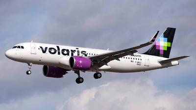 F-WWIC - Airbus A320-251N - Volaris